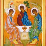 Adoration de la Sainte Trinité, M. Isabelle