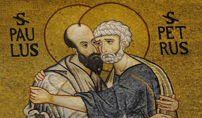 Saint Pierre et Paul